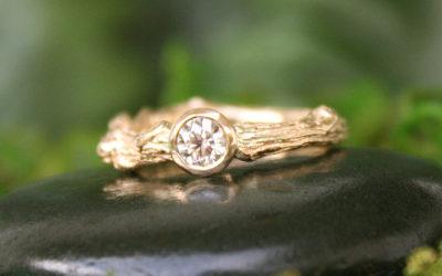 Enchanted Oak Grove Ring