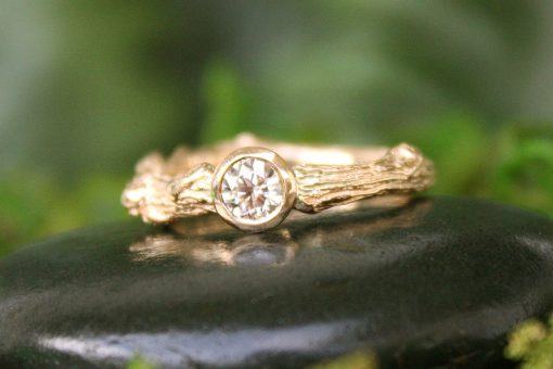 Enchanted Oak Grove Ring