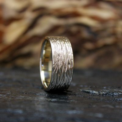 Against the Grain Ring