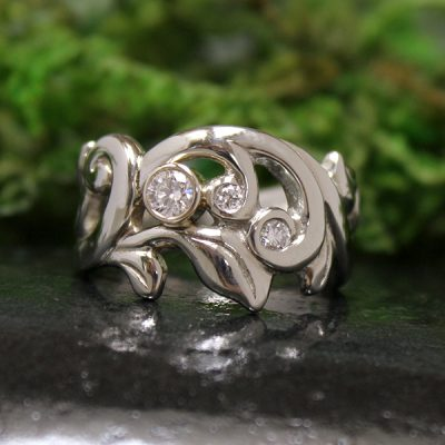 Ocean Spray Ring