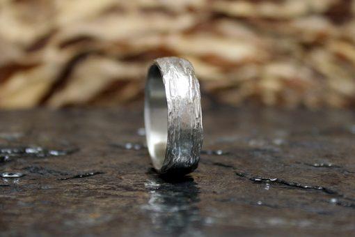 Men's Birch Bark Ring