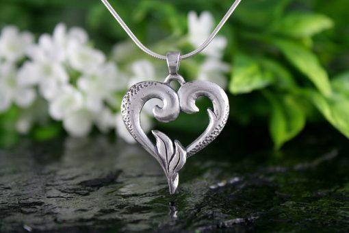 Cherish Heart Pendant