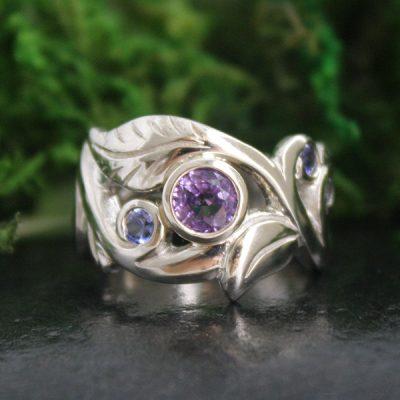 Wanderlust Sapphire Ring
