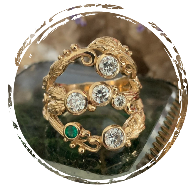 Heirloom Jewellery redesigns