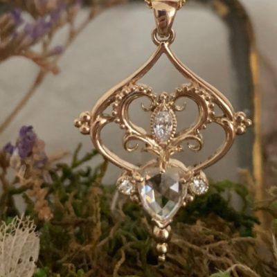 Mikayla Diamond Pendant
