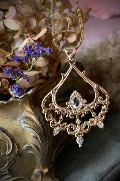 Sierra Diamond Pendant