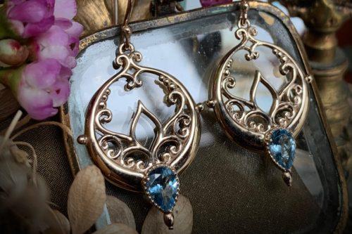 Parisian Muse Earrings