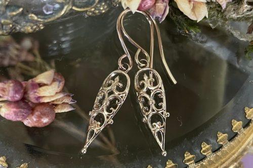Vienna Earrings in 14k Gold